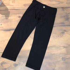 Lululemon athletica capri crop leggings